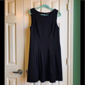 2/$50👗WHBM Black Shift Dress: size 12